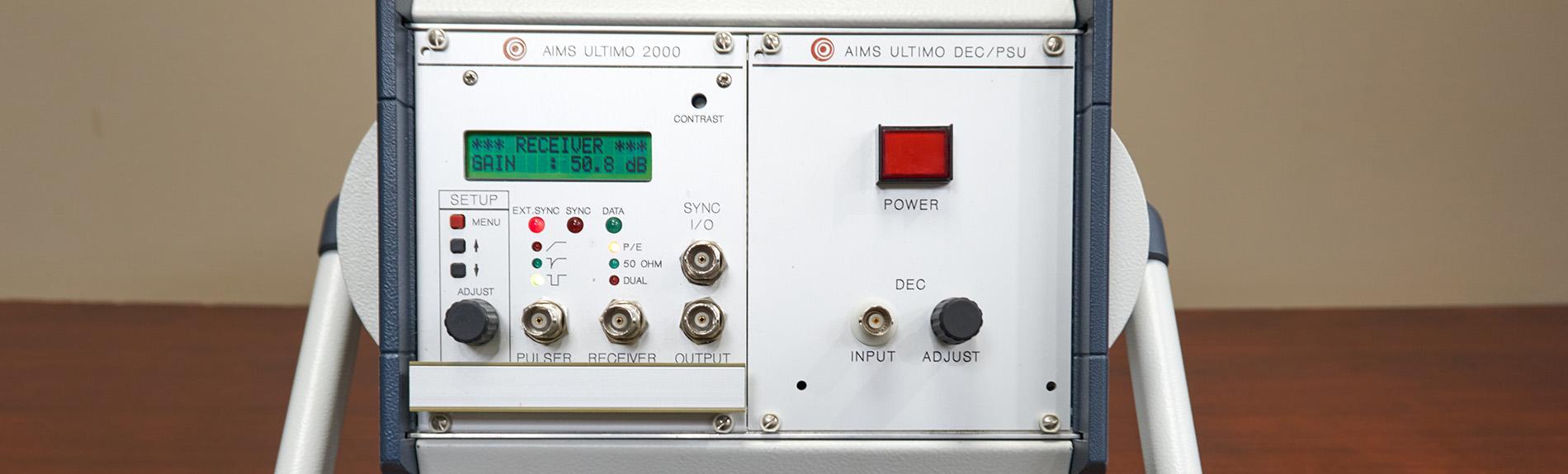 UTEX Instruments Slide - Slide 3